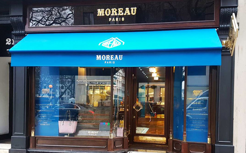 Commercial Awnings by Deans for Moreau