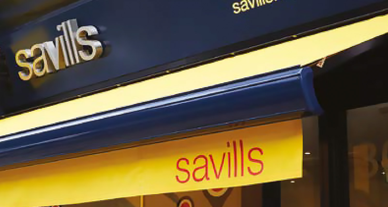 Commercial Awnings by Deans for Savills